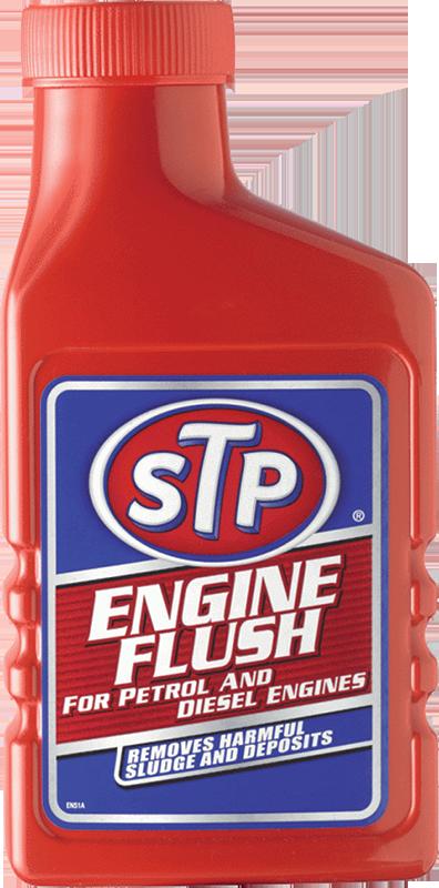 STP® Přípravek čištění motoru 450 ml