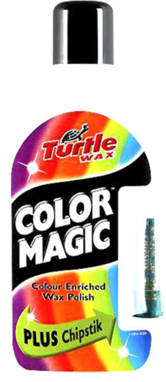 Turtle Wax® Barevný vosk - bílá 500ml