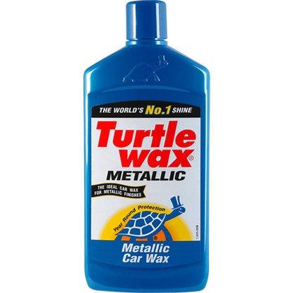 Turtle Wax® Metallic - Vosk na metalické laky 500ml