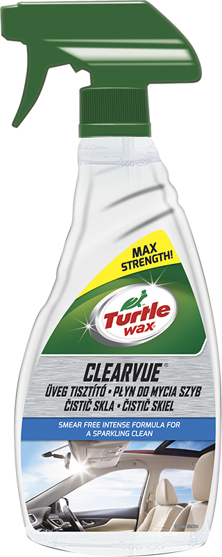 Turtle Wax® Clearvue® čistič skel
