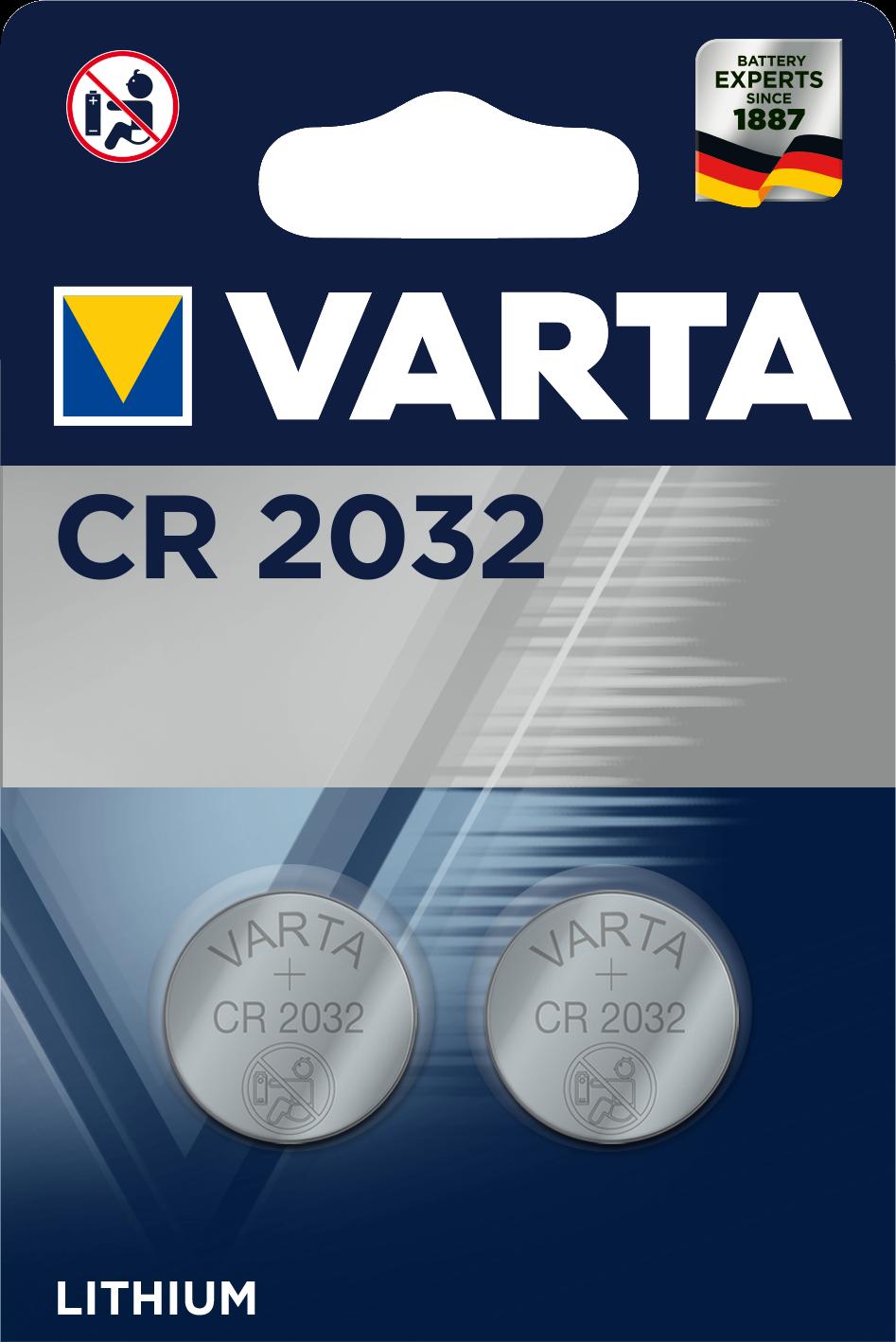 Varta CR 2032 6032101402 2ks