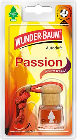 WUNDER-BAUM® Tekutý osvěžovač Passion 4,5ml