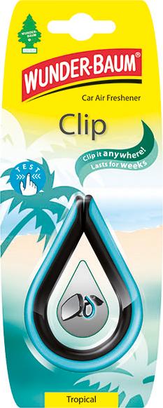 Osvěžovač WUNDER-BAUM® Clip