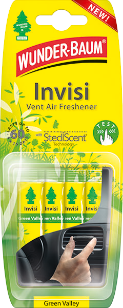 WUNDER-BAUM® Invisi Green Valley