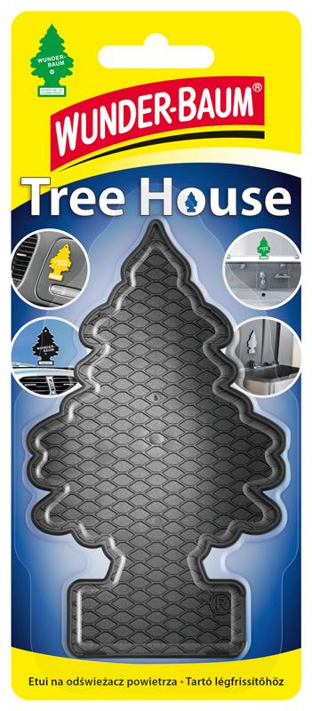 WUNDER-BAUM® Tree House - černý