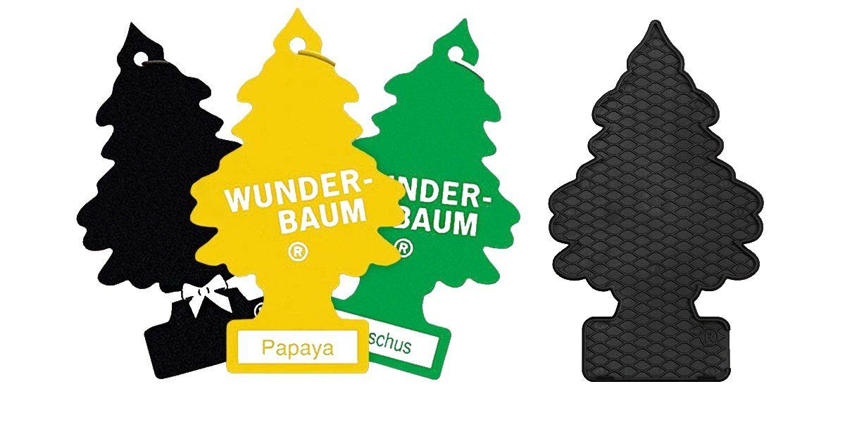 WUNDER-BAUM® sada 3ks+Tree House černý