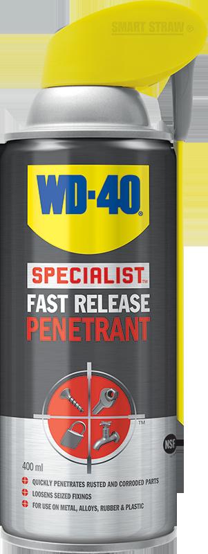 WD-40 Specialist Rychle uvolňující penetrant 400ml