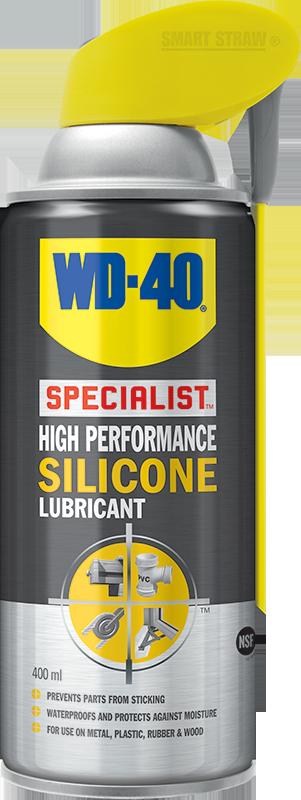 WD-40 Specialist Vysoce účinné silikonové mazivo 400ml