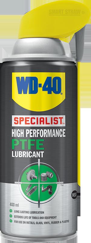 WD-40 Specialist Vysoce účinné PTFE mazivo 400ml