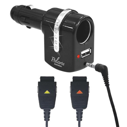 Autoban Nabíječka pro USB multi 12V POLARIS