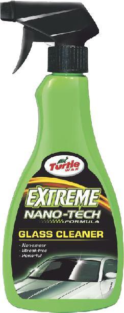 Turtle Wax Extreme Nano Čistič skla 500 ml