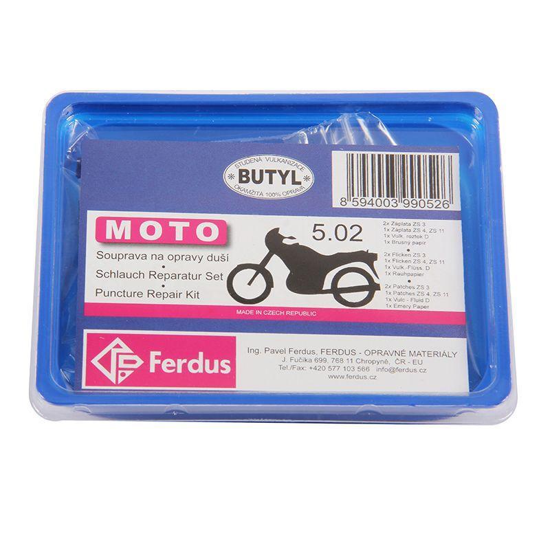 Lepení moto FERDUS